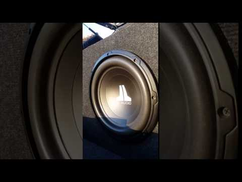Subwoofer JL Audio 12W0v3-4 part1