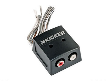 Kicker line-out converter