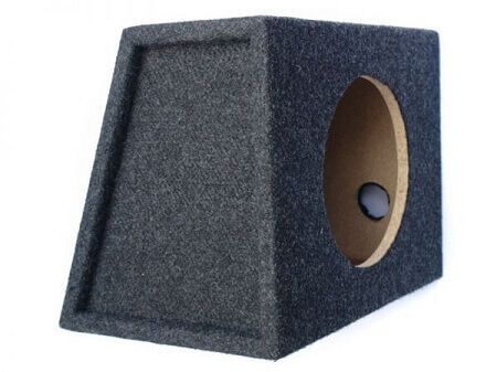 Sealed Enclosure for Subwoofer