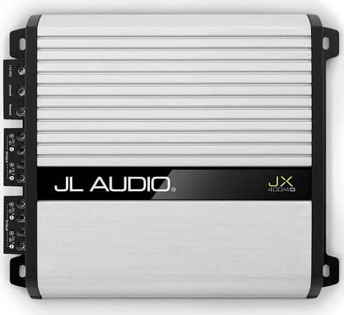 JL Audio JX400/4D Review