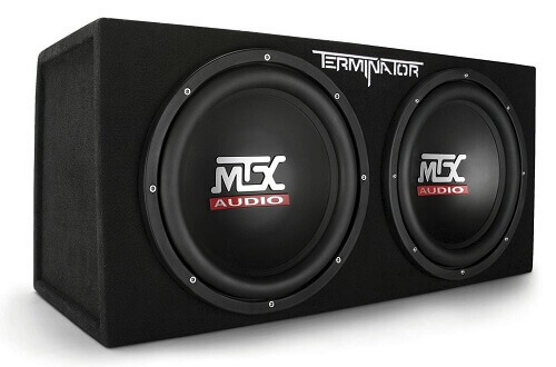 MTX Audio Terminator Series TNE212D Review