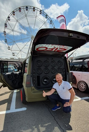 Car Audio Competition
