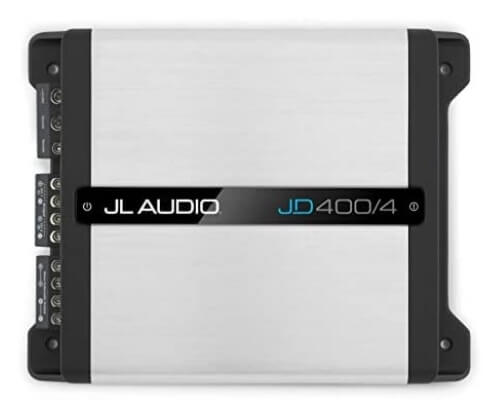 JL Audio JD4004 - Best 4-Channel Amp For Mids and Highs