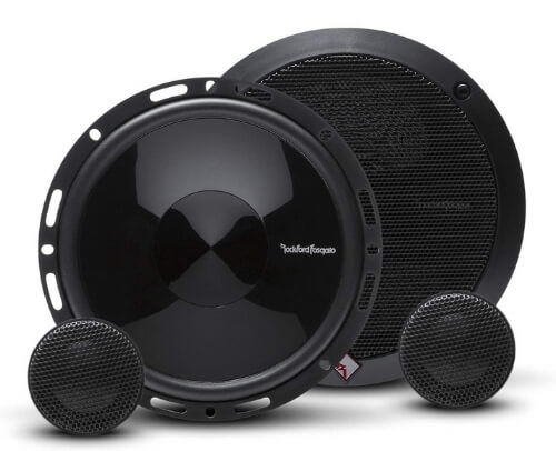 """Rockford Fosgate P165-SI Punch 6.5"""" 2-Way Component Speaker"""