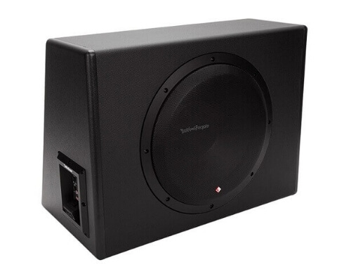 Rockford Fosgate P300-12 Punch Review