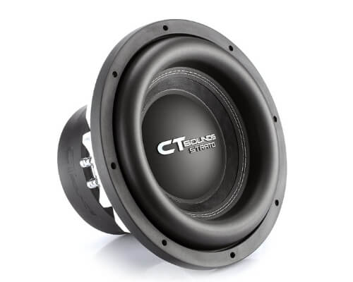 """CT Sounds STrato 12"""" subwoofer"""