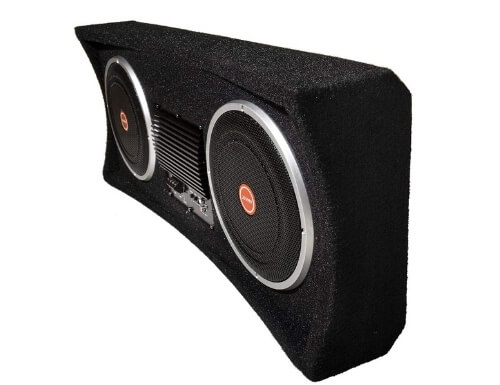 DEVMO Gemini II – The Best Dual 10 Inch Subwoofer For Limited Space