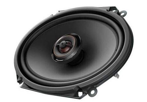 Pioneer TS-D68F D Series – Best Speakers for Bass