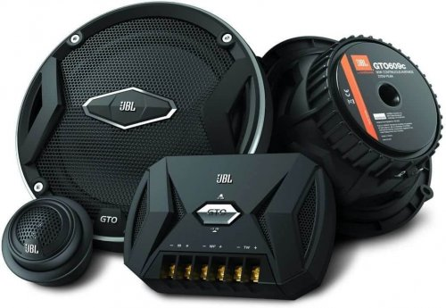 JBL GTO609C - some of the best car speakers for sound quality