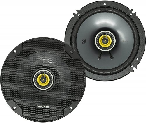KICKER CSC65 CS Series - a non expensive upgrade from your factory speakers