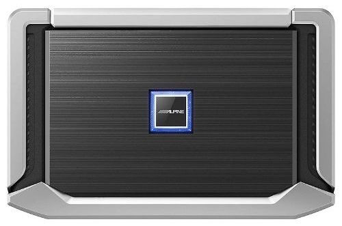 Alpine X-A90V X-Series - Best performing 5-channel amp