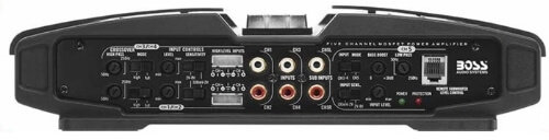 BOSS Audio Systems PV3700 5 Channel Amp
