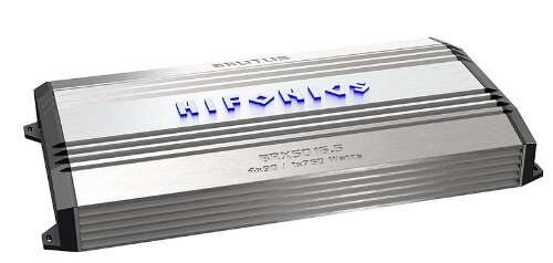 Hifonics BRX5016.5 Brutus best performing 5-channel amp
