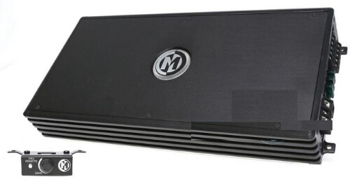 Memphis 16-PRX5.550 5-Channel Amp 600W RMS Component Speakers