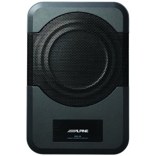 Alpine Electronics PWE-S8 – The Best Powered Under Seat Subwoofer